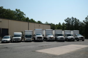 Same Day Xpress delivery fleet